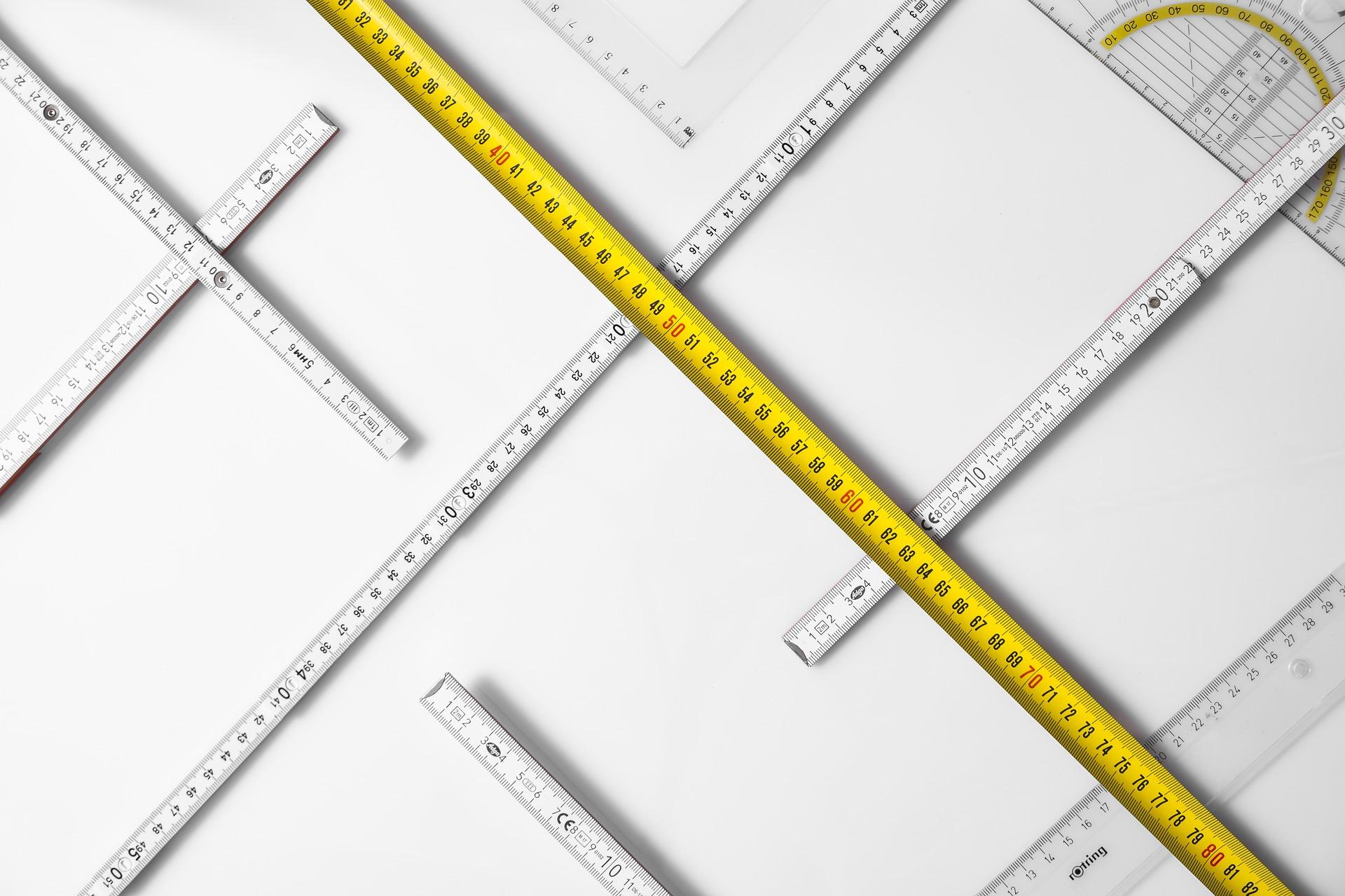 mesurer credence de cuisine sur mesure