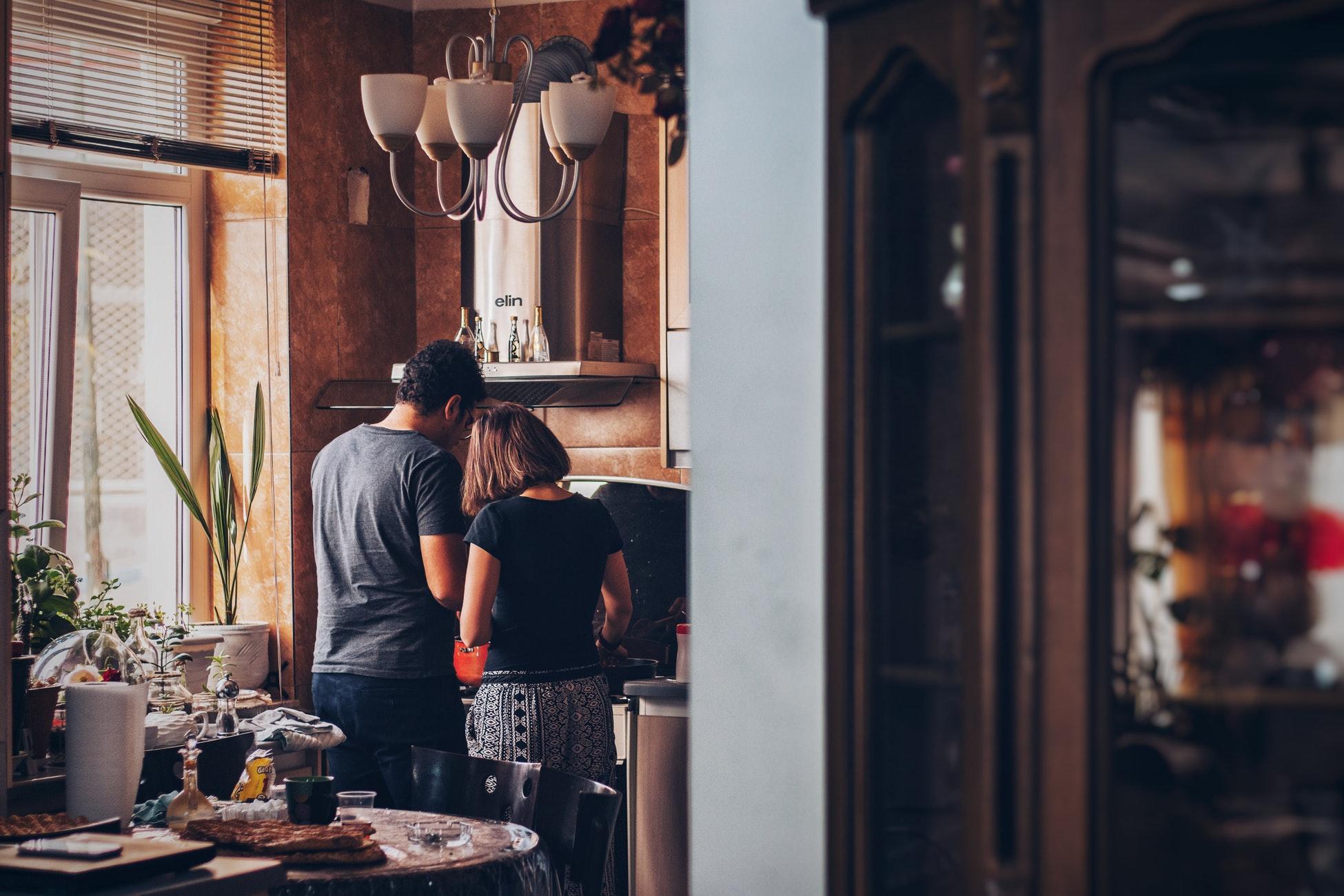 cuisine tendance cocooning