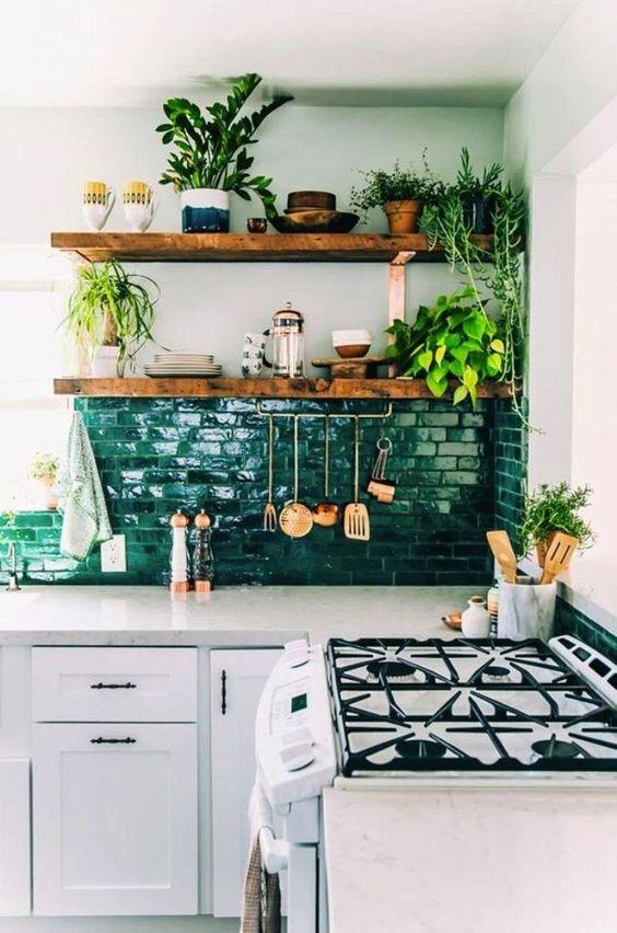 Blog Credence Cuisine Utiliser Des Plantes Pour Son Interieur